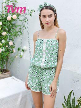 thoi-trang-mac-nha-Tvm-B539-Green-floral
